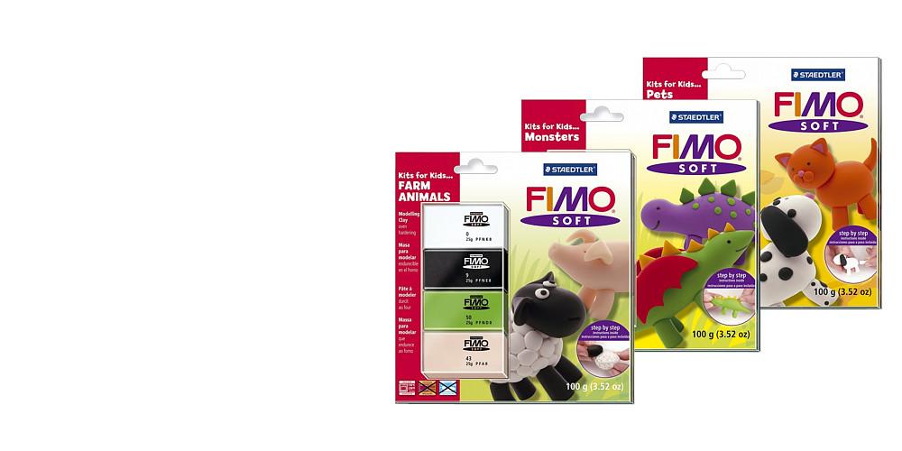 Наборы для детей FIMO