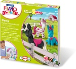 Набор для детей FIMO kids farm&play «Пони»