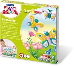 Набор для детей FIMO kids farm&play «Бабочка»